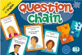 Cover-Bild zu English: Question Chain
