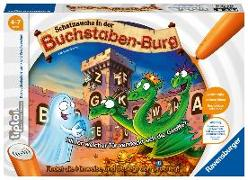 Cover-Bild zu tiptoi® Schatzsuche in der Buchstabenburg