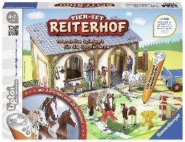 Cover-Bild zu Tier-Set Reiterhof