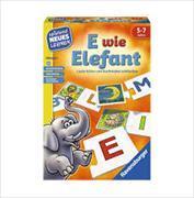 Cover-Bild zu E wie Elefant