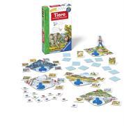 Cover-Bild zu Tiere - Das pfiffige Wissensspiel