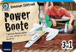 Cover-Bild zu SmartKids Abenteuer Elektronik Powerboote