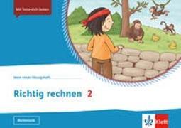 Cover-Bild zu Mein Anoki-Übungsheft. Richtig rechnen 2. Übungsheft Klasse 2