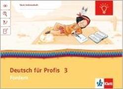 Cover-Bild zu Mein Anoki-Übungsheft. Deutsch für Profis. 3. Schuljahr. Arbeitsheft