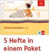 Cover-Bild zu Mein Anoki-Übungsheft. Richtig schreiben C. Fördern und Inklusion. Arbeitsheft Klasse 4 (5-er Paket)
