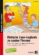 Cover-Bild zu Einfache Lese-Logicals zu coolen Themen von Rosendahl, Julia