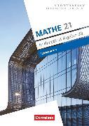 Cover-Bild zu Mathe 21, Sekundarstufe I/Oberstufe, Arithmetik und Algebra, Band 3, Lernspuren, Arbeitsheft B von Jenzer, Andreas