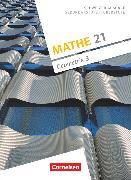 Cover-Bild zu Mathe 21, Sekundarstufe I/Oberstufe, Geometrie, Band 3, Schülerbuch von Girnat, Boris