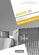 Cover-Bild zu Mathe 21, Sekundarstufe I/Oberstufe, Geometrie, Band 2, Lösungen zum Schülerbuch von Girnat, Boris