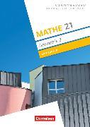 Cover-Bild zu Mathe 21, Sekundarstufe I/Oberstufe, Geometrie, Band 2, Lernspuren, Arbeitsheft von Girnat, Boris