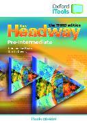 Cover-Bild zu New Headway: Pre-Intermediate Third Edition: iTools von Soars, Liz and John