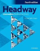Cover-Bild zu New Headway Intermediate Workbook with Key von Soars, John (Überarb.)