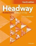 Cover-Bild zu New Headway: Pre-Intermediate. Workbook with Key von Soars, John