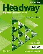 Cover-Bild zu New Headway: Beginner Third Edition: Workbook (With Key) Pack von Soars, John