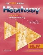 Cover-Bild zu New Headway: Elementary Third Edition: Workbook (With Key) von Soars, Liz