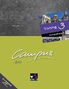 Cover-Bild zu Campus B 3 Training mit Lernsoftware 3 - neu von Lobe, Michael (Hrsg.)
