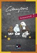 Cover-Bild zu Campus B/C Ferienlernheft 1 - neu von Lobe, Michael (Hrsg.)