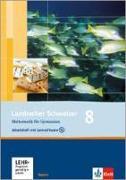 Cover-Bild zu Lambacher Schweizer. 8. Schuljahr. Arbeitsheft plus Lösungsheft und Lernsoftware. Bayern