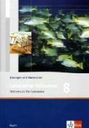 Cover-Bild zu Lambacher Schweizer. 8. Schuljahr. Lösungen und Materialien. Bayern