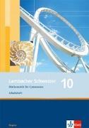 Cover-Bild zu Lambacher Schweizer. 10. Schuljahr. Arbeitsheft plus Lösungsheft. Bayern