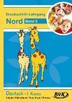 Cover-Bild zu Inklusion von Anfang an: Deutsch - Druckschrift-Lehrgang 3 Nord von Pakulat, Dorothee