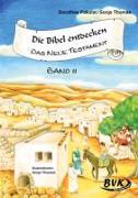Cover-Bild zu Die Bibel entdecken NT Band 2. Neues Testament von Thomas, Sonja