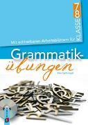 Cover-Bild zu Grammatikübungen - Klasse 7/8 von Spitznagel, Elke
