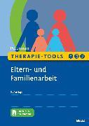 Cover-Bild zu Therapie-Tools Eltern- und Familienarbeit von Petermann, Franz