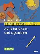 Cover-Bild zu Therapie-Tools ADHS im Kindes- und Jugendalter von Petermann, Franz