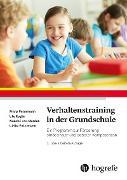 Cover-Bild zu Verhaltenstraining in der Grundschule (eBook) von Petermann, Franz