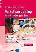 Cover-Bild zu Verhaltenstraining im Kindergarten (eBook) von Petermann, Franz