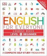 Cover-Bild zu English for Everyone Course Book Level 1 Beginner (eBook)