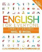 Cover-Bild zu English for Everyone: Nivel 2: Inicial, Libro de Estudio