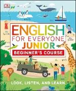 Cover-Bild zu English for Everyone Junior Beginner's Course (eBook)