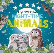 Cover-Bild zu Flip Flap Find! Night-time Animals von DK