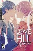 Cover-Bild zu Miki, Raika: Love All Apartment