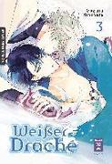 Cover-Bild zu Hinohara, Meguru: Weißer Drache 03