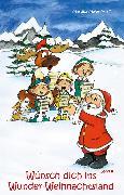 Cover-Bild zu Wünsch dich ins Wunder-Weihnachtsland Band 8 (eBook) von Meier, Martina