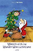 Cover-Bild zu Wünsch dich ins Wunder-Weihnachtsland Band 5 (eBook) von Meier, Martina