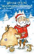 Cover-Bild zu Wünsch dich ins Wunder-Weihnachtsland Band 9 (eBook) von Meier, Martina