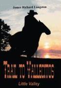 Cover-Bild zu Langston, James Richard: Trail to Vallecitos