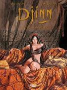 Cover-Bild zu Djinn - Volume 1 - The Favorite (eBook)