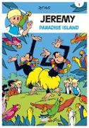 Cover-Bild zu Jeremy - Volume 1 - Paradise Island (eBook)
