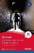 Cover-Bild zu Du findest mich nicht! Lernkrimi A1 / Lektüre mit Audios online von Luger, Urs