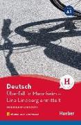 Cover-Bild zu Überfall in Mannheim von Schieckel, Anne