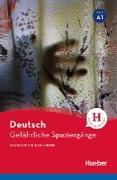 Cover-Bild zu Gefährliche Spaziergänge (eBook) von Borbein, Volker