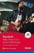 Cover-Bild zu Nelly, Oskar & Co (eBook) von Schieckel, Anne