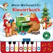 Cover-Bild zu Mein Weihnachts-Klavierbuch von Jatkowska, Ag (Illustr.)
