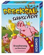 Cover-Bild zu Drecksau sauschön von Bebenroth, Frank