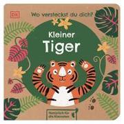 Cover-Bild zu Wo versteckst du dich? Kleiner Tiger von Jaekel, Franziska